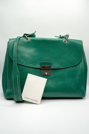 Marc Jacobs College Bag forest green-green