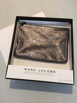 Marc Jacobs Abendtasche Silber