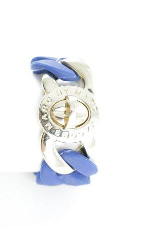 Marc Jacobs Bracelet bleu foncé style extravagant
