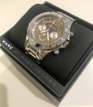Marc Jacobs Reloj color plata
