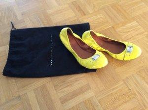 Marc Jacobs Patent Leather Ballerinas primrose