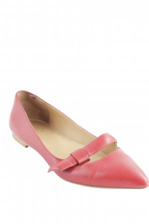 Marc Jacobs Ballerinas with Toecap red simple style