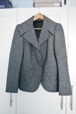 Marc Jacobs Blazer grau Schurwolle stylish Gr. 8 (US) w. NEU