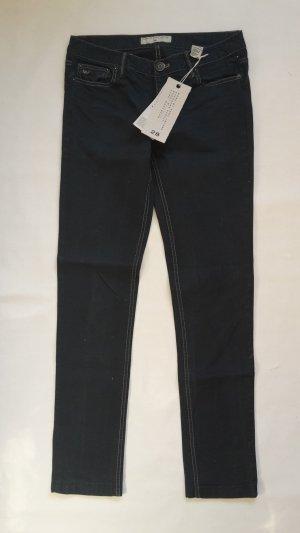 MARC JACOBS Bootcut JEANS schwarz gerade geschnitten gerades Bein Gr W28 38 NEU