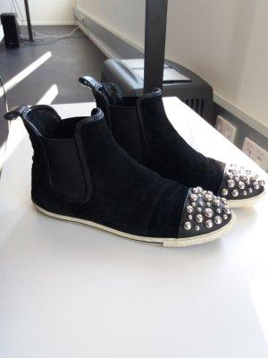 Marc Jacobs Booties/Sneaker Gr. 40 mit Nieten