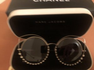 Marc Jacobs Glasses silver-colored-light grey
