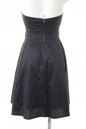 Marc Jacobs Vestido bustier negro elegante