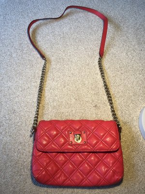 Marc Jacobs Borsa clutch rosso scuro