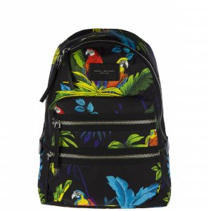 Marc Jacobs Zaino trolley multicolore Poliuretano