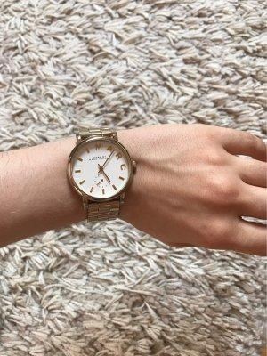 Marc by Marc Jacobs Reloj con pulsera metálica color oro
