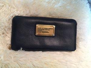 Marc Jacobs Damengeldbörse dunkelblau