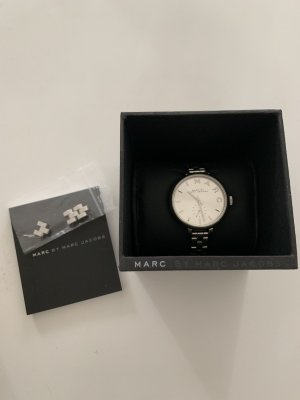 Marc Jacobs Analog Watch silver-colored