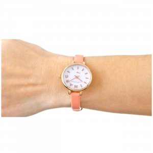 Marc Jacobs Montre saumon