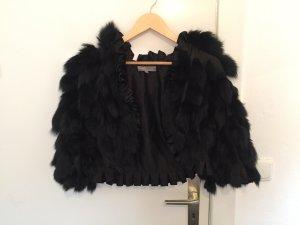 Marc Jacobs Echtes Fux Pelz! Kaninchenfell Bolero Größe 34-36
