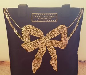 Marc Jacobs Borsa shopper nero-oro