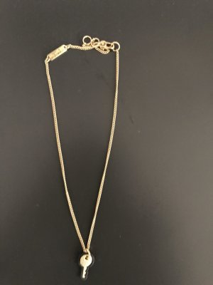 Marc Jacobs Necklace gold-colored metal