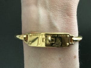 Marc Jacobs Armlet gold-colored metal