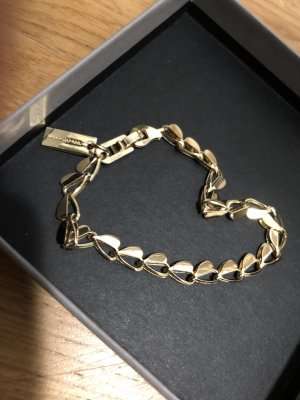 Marc Jacobs goldenes Armband
