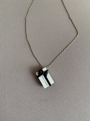 Marc Jacobs Necklace black-white