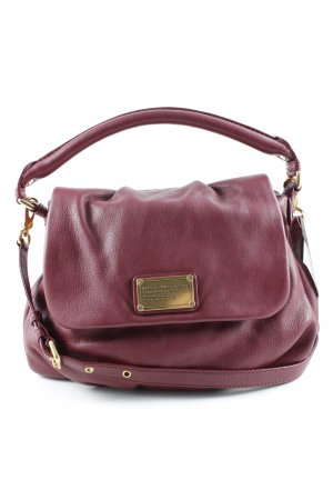 Marc Jacobs Handtasche bordeauxrot Casual-Look