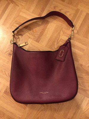 Marc Jacobs Handbag dark red-gold-colored