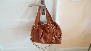 Marc Jacobs Handbag cognac-coloured leather