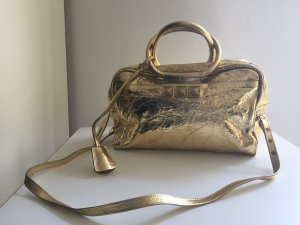 Marc Jacobs Handtasche Gold Metallic