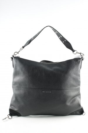 "Marc Jacobs Bolso ""The Grip Shoulder Bag Black"" negro"