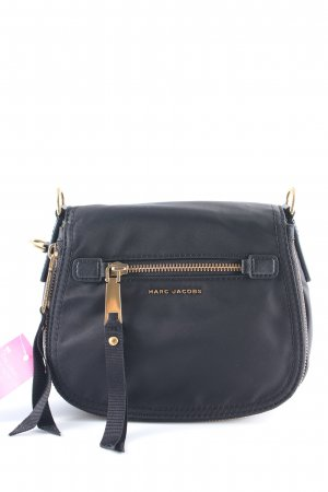 "Marc Jacobs Handtas ""Trooper Nomad Small Shoulder Bag Black"" zwart"