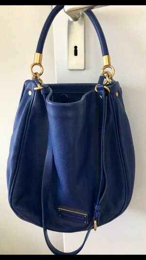 "Marc Jacobs ""Hot too handle"" Hobobag in blau"
