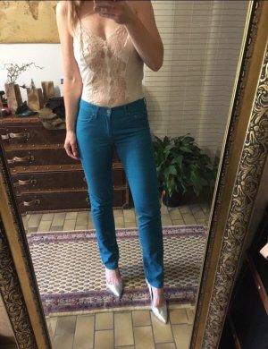 Marc Jacobs Tube Jeans cornflower blue-steel blue