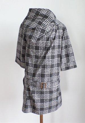Marc Jacobs Kleid kariert mit asymetrischem Kragen