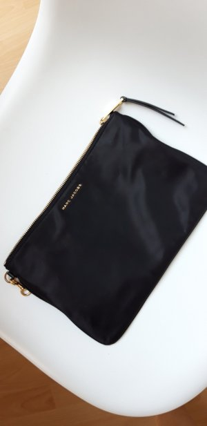Marc Jacobs Borsa clutch nero-oro