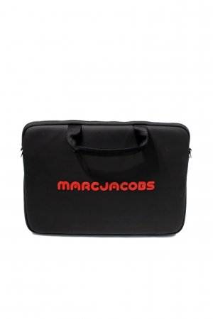 Marc Jacobs  Laptoptasche in Schwarz