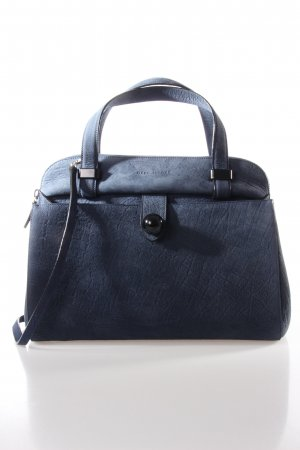 Marc Jacobs Carry Bag dark blue leather