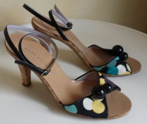 Marc Jacobs Strapped Sandals multicolored leather