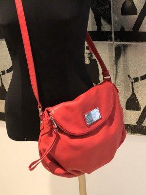 Marc Jacobs Messenger-Tasche rot