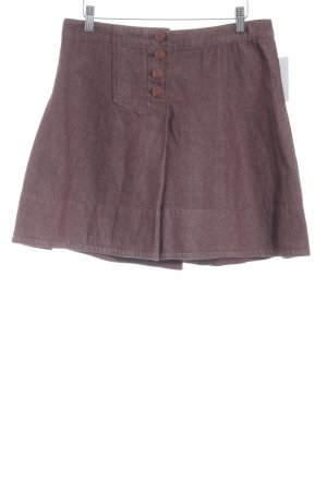 Marc Jacobs Minifalda bermejo look casual