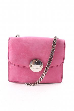 Marc Jacobs Minitasche pink Street-Fashion-Look