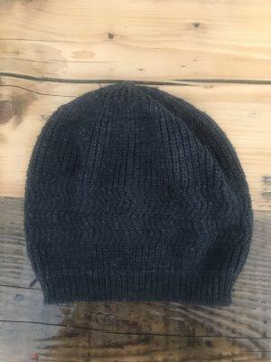 Marc Jacobs Chapeau en tricot gris anthracite