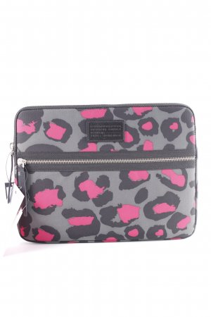 Marc Jacobs Funda para portátil estampado de leopardo look casual