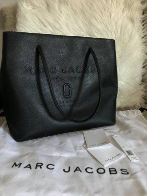 Marc Jacobs Borsa nero-rosso scuro Pelle