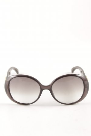 Marc Jacobs ovale Sonnenbrille mehrfarbig Casual-Look