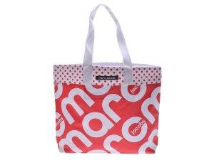 Marc Jacobs Print Tarpaulin Tote Bag