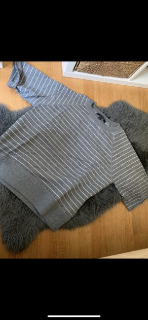 Marc Jacobs Pull à manches courtes blanc-gris