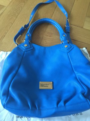 Marc Jacobs Sac hobo bleu