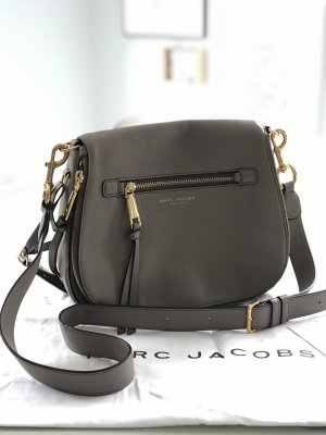 Marc Jacobs Recruit Saddle Bag (mink), NEU