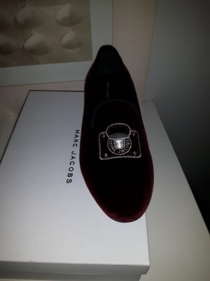 Marc Jacobs Slip-on bordeau