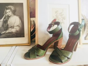 Marc Jacobs ** Sandalen ** grün ** Gr. 38