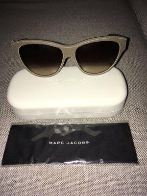 Marc Jacobs Zonnebril beige-zwart bruin